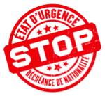 """Motion d'actualité """"Etat d'urgence"""""""