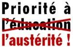 LRU / Universités / Recherche / CNRS / Grandes Ecoles - Page 3 Priorit%C3%A9_aust%C3%A9rit%C3%A9