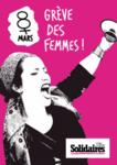 8 mars – Grève des femmes !!