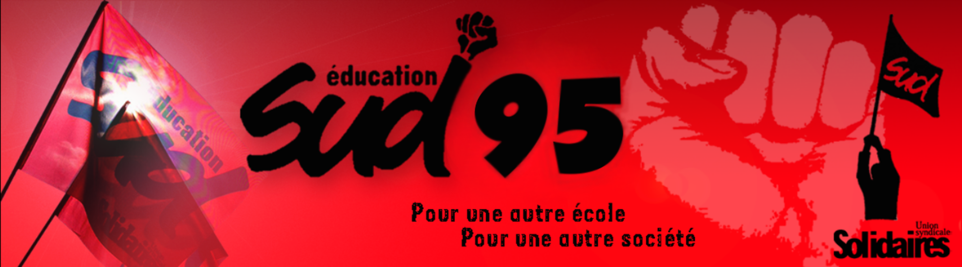 Sud Éducation 95