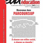 Sud éducation - le journal n°75 - janvier/février 2018