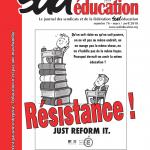 Sud éducation - le journal n°76 - mars / avril 2018