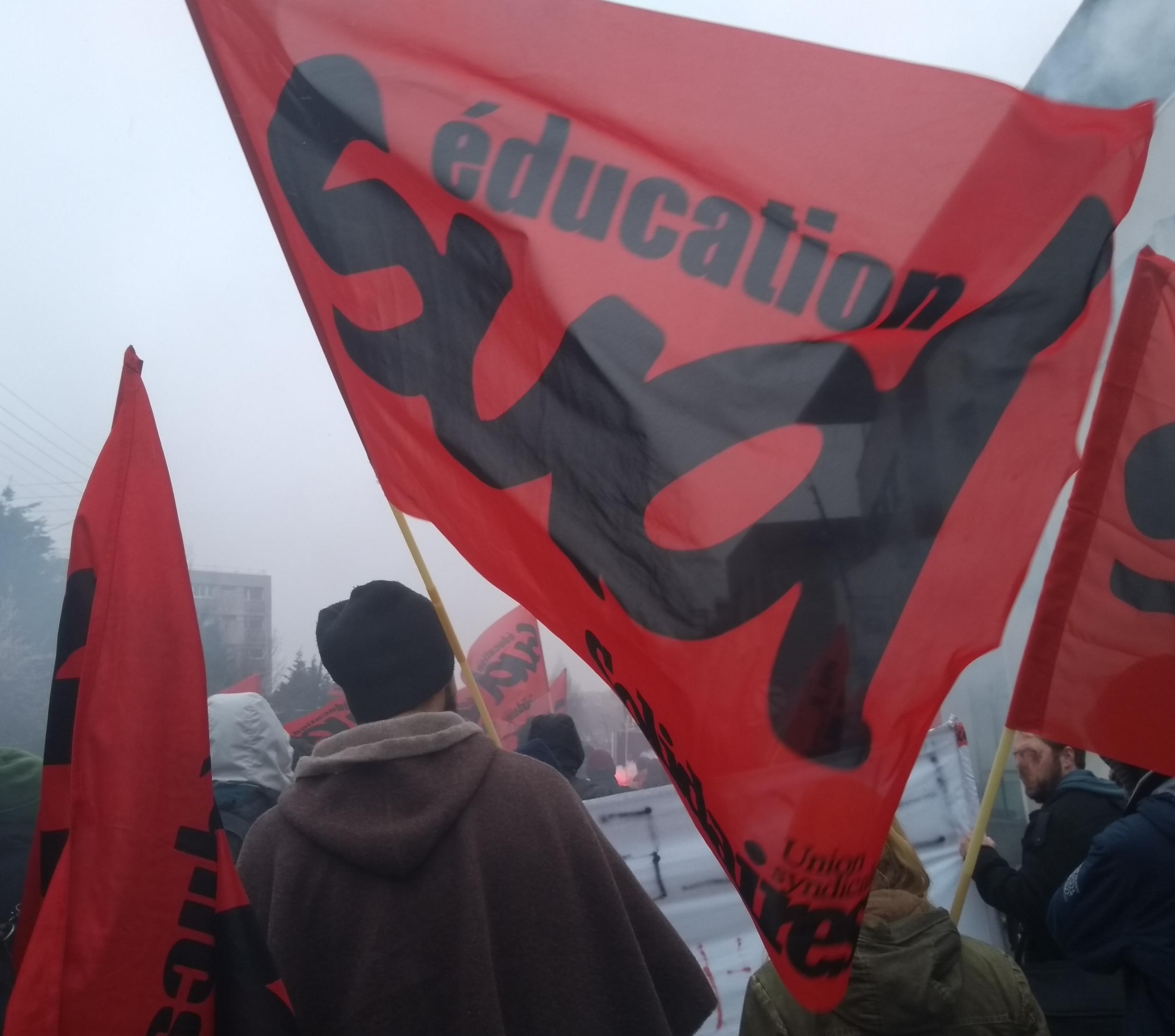 Mobilisation nationale le 10 avril