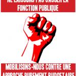 Action publique 2022: Haro sur les fonctionnaires (vidéo)