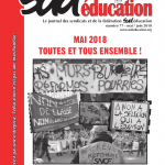 Sud éducation - le journal n°77 - mai / juin 2018