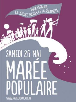 Appel unitaire du Val d'Oise pour une marée populaire le 26 mai