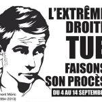 Oui, notre camarade Clément Méric a été assassiné par l'extrême droite