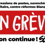 Grève du 12 novembre : proposer des perspectives