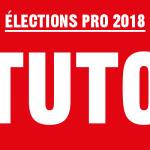 Comment voter aux élections professionnelles 2018