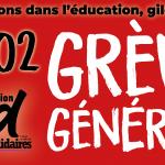 Contre les réformes Blanquer, pour la justice sociale, construisons la grève générale interprofessionnelle du 5 février !
