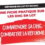 LGT : comprendre sa DHG, combattre la réforme