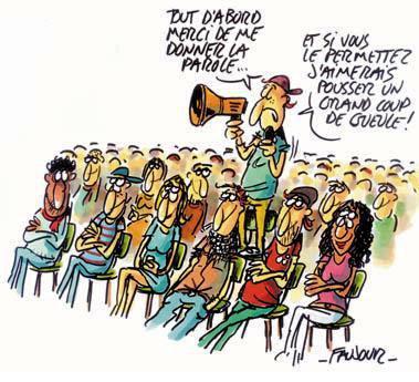 Des nouvelles des irréductibles enseignant.e.s Cergy-Pontains…