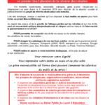 Retraites: Appel de l'assemblée générale du Val d'Oise