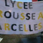 DHG: moins 80h au Lycée J-J Rousseau de Sarcelles!