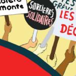 Le 8 mars, en grève et dans la rue! – 4 pages de SUD éducation